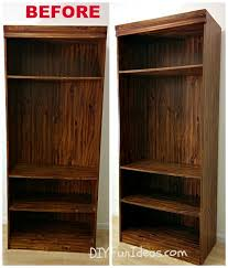 Bookcase With Cupboard Genius Diy Under The Bed Storage