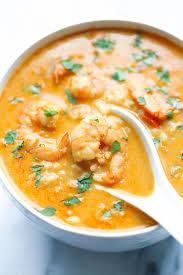 recette de cuisine facile pdf soupe thailandaise aux crevettes et lait de coco pdf recettes