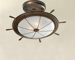 Nautical Ceiling Light Nautical Ceiling Fan Light Kit Ceiling Lights At Home Depot