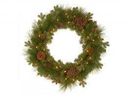 12 best artificial wreaths the independent