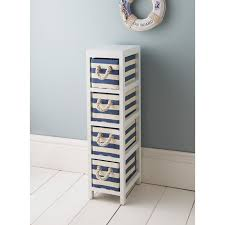 Marine Storage Cabinets 19 99 White Chest With Hearts And Blue And White Marine Colour
