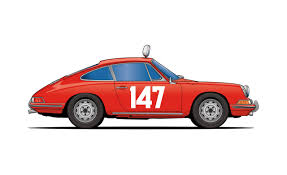 Porsche 911 Evolution - photos evolution of a racing icon