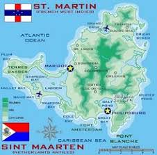 map of st martin map of st martin my travel list saints and
