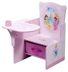 disney princess chair desk with pull out under the seat storage bin co uk toys