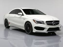 2014 mercedes 45 amg used mercedes cla45 amg for sale carmax
