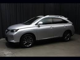 lexus midsize suv 2015 2015 lexus rx 350 fsport awd for sale in phoenix az stock 14746