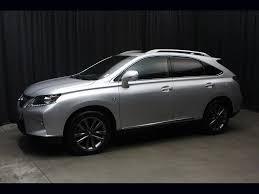 lexus crossover 2015 2015 lexus rx 350 fsport awd for sale in phoenix az stock 14746