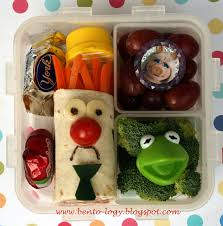 thanksgiving muppets bento logy beaker from the muppets