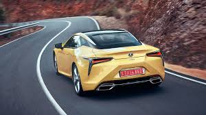 lexus performance company lexus lc 500h sport 2017 review by car magazine