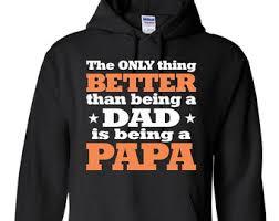 papa sweatshirt etsy
