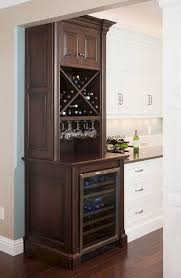 kitchen cabinet wine rack ideas 24 best and beautiful wine storage ideas for your kitchen 24 spaces