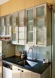 metal kitchen backsplash metal kitchen cabinets with translucent panelite backsplash