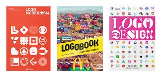 taschen design three taschen titles logo modernism logo design and logobook