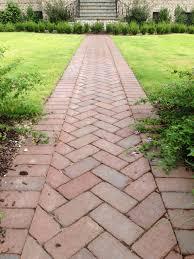 patheway full range wire cut paver driveway pine hall brick