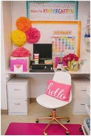 Teacher Desk Organization by Black U0026 Bright Classroom Decor This Post Is Full Of Classroom