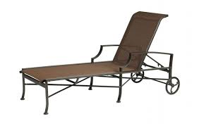 Outdoor Chaise Lounge Chairs With Wheels Sling Chaise Lounge Chair Chaise Design