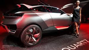 peugeot concept cars demo bkb peugeot suv quartz concept car