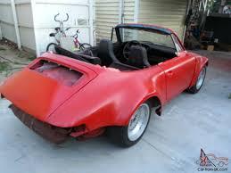 pink convertible porsche porsche 911 targa convertible 911t project