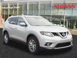 nissan rogue select 2015 used 2015 nissan rogue for sale pittsburgh pa