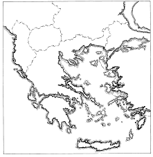 Ithaca Greece Map by The Lone Ranger Greek Heroes And King Arthur