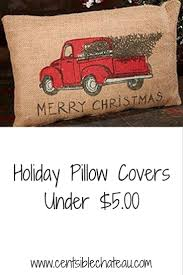 Christmas Vehicle Decorations 62 Best Christmas Red Truck Images On Pinterest Christmas Truck