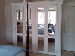 wardrobes california livingrasscloth covered mirrored closet