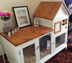 Best Rabbit Hutches Indoor Rabbit Housing Ideas