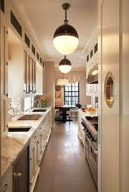 Kitchen Layout Long Narrow   33 long narrow kitchen layout suggestions