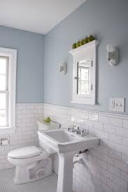 Classic White Bathroom Design And Ideas Great 44 Best Subway Tile Bathrooms Images On Pinterest Bathroom