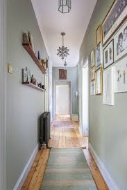 Wall Design For Hall Shelf Designs For Hall Hall Transitional With Hallway Runner
