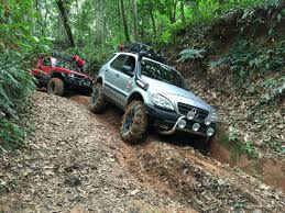 1999 subaru forester off road 14 best mercedes ml off road images on pinterest offroad cars