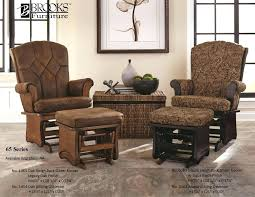 coaster chenille glider and ottoman in chocolate chocolate glider and ottoman coaster faux leather glider and ottoman