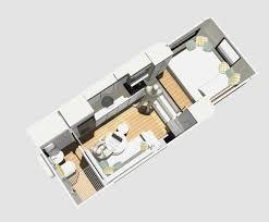 mcm design custom motorhome 2 rv interiors floor plan aer hahnow