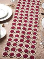 Crochet Table Cloth Crochet Table Cloth U0026 Table Runner Patterns Page 1