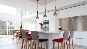 cuisine design blanche table cuisine design 12 ides pour dcorer une cuisine