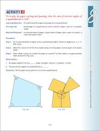The Sum Of Interior Angles Cbse Maths Activity Class 3 8 Part3
