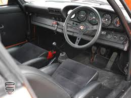 outlaw porsche interior used porsche 911 hotrod by ps works 1983 paul stephens
