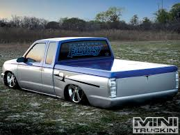 nissan pickup custom 1998 nissan frontier information and photos zombiedrive