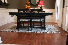 dining room rug ideas fantastic dining room rug idea decorated with black and white