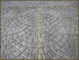 Concrete Patio Houston Stamped Concrete Houston