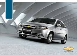 chevrolet automobile optra magnum user guide manualsonline com
