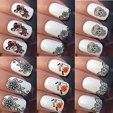 transfers decals stickers nail art supplies ebay