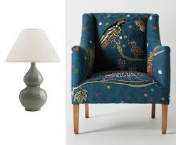 stylish reading chairs and lamps popsugar home