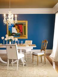 living in color designer blues make for happy rooms
