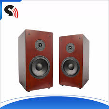 home theater audio good quality low price 8 u0027 u0027 2 way professional bookshelf sound box