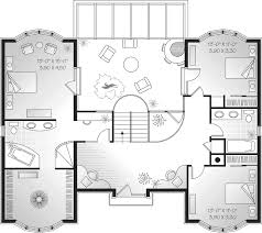 symmetrical house plans cottage country farmhouse design modern symmetrical house plans