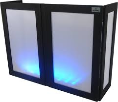 rent a photo booth rent dj equipment dj lycra facade dj booth cover rental pro