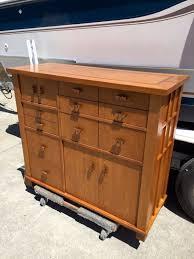 Mission Style File Cabinet Robert Sonneman Stanley Dresser Cabinet Mission Style Furniture