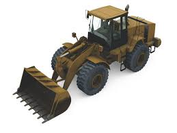 construction front end loader training simulator 5dt
