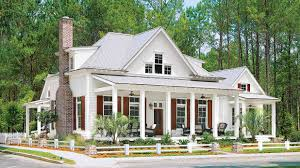 Southern Living House Plans One Story House Plans By Moser Design Group
